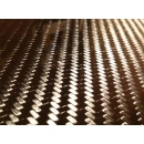 "Carbon fiber sheet 50x100 cm, thickness 2 mm (0.078"")"