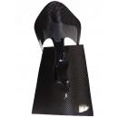 Carbon fiber dafo afo orthotics ankle