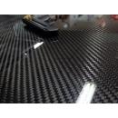 0.5 mm carbon fibre sheet
