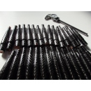 Thick small carbon fiber pipes - 4 mm thick, 20 mm width