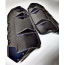 Carbon fiber rear diffusers manufacturer