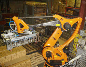 carbon fiber kuka robot arm