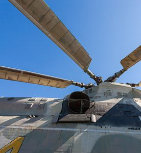 Kevlar helicopter rotor blades, aramid rotor blades