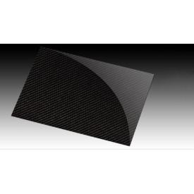 "Carbon fiber sheets - thickness 3.5mm (0.137"")"