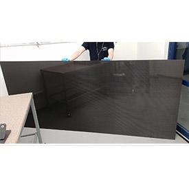 Large carbon fiber sheets