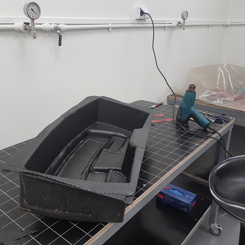 autoclave carbon fiber composites